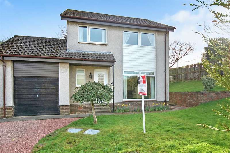 3 Bedrooms Detached Villa House for sale in Glamis Gardens, Dalgety Bay