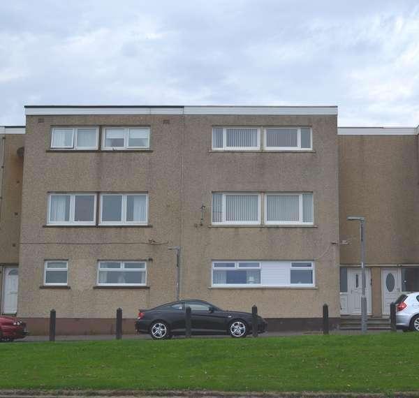 3 Bedrooms Maisonette Flat for sale in 45 Windmill Street, Saltcoats, KA21 5EW
