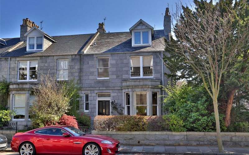 5 Bedrooms End Of Terrace House for sale in 1 Forest Road, West End, Aberdeen, AB15