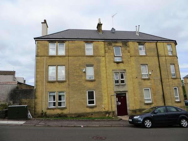 2 Bedrooms Flat for sale in 16F Dimity Street, Johnstone, PA5 8EW