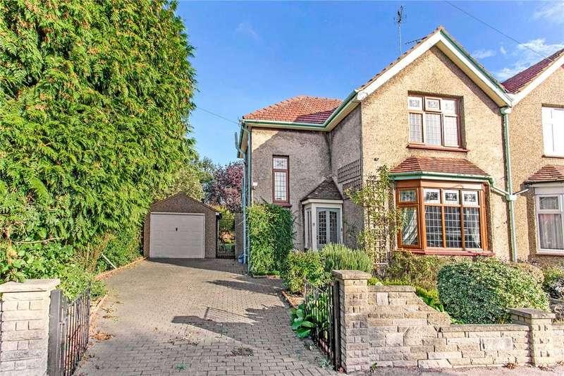 2 Bedrooms Semi Detached House for sale in Monkswood Avenue, Waltham Abbey, Essex, EN9
