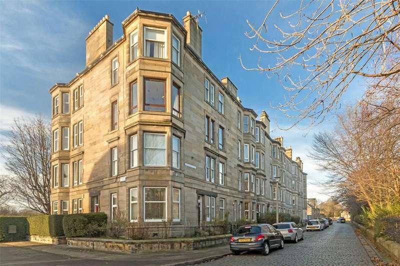 1 Bedroom Flat for sale in 1F1, 3 Dalmeny Road, Edinburgh, EH6