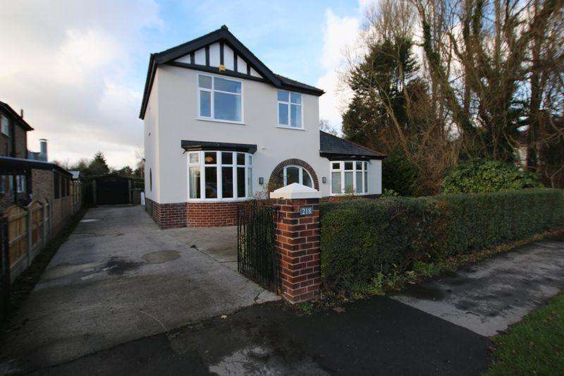 3 Bedrooms Detached House for sale in Liverpool Road, Longton