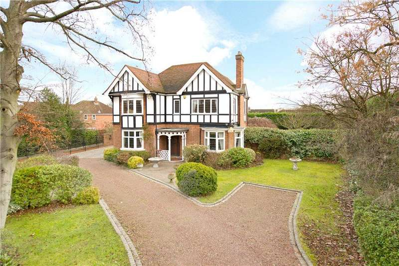5 Bedrooms Unique Property for sale in Kimbolton Road, Bedford, Bedfordshire