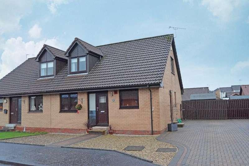3 Bedrooms Semi Detached House for sale in Atrium Way, Bonnybridge , Falkirk, FK4 2DP