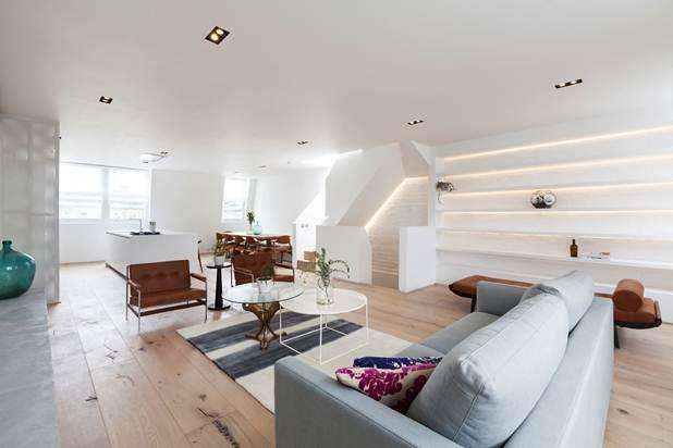 3 Bedrooms Flat for sale in Sinclair Road, London, W14