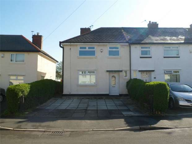 3 Bedrooms End Of Terrace House for rent in Forwood Road, Wirral, Merseyside