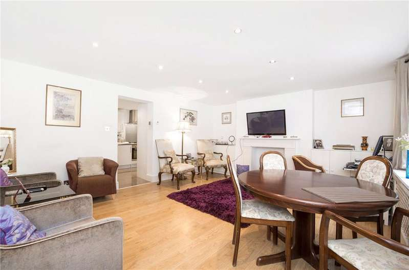 2 Bedrooms Apartment Flat for sale in Westbourne Park Road, London, W2