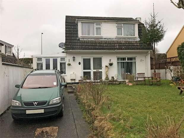 3 Bedrooms Detached House for sale in Chestnut Tree Drive, Johnston, Haverfordwest, Pembrokeshire