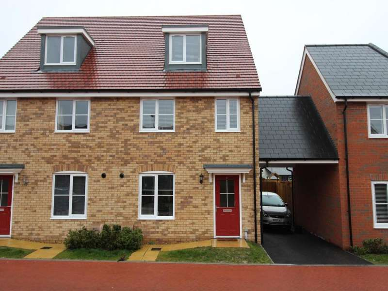 4 Bedrooms Semi Detached House for sale in Haygreen Road, Witham, Essex, CM8