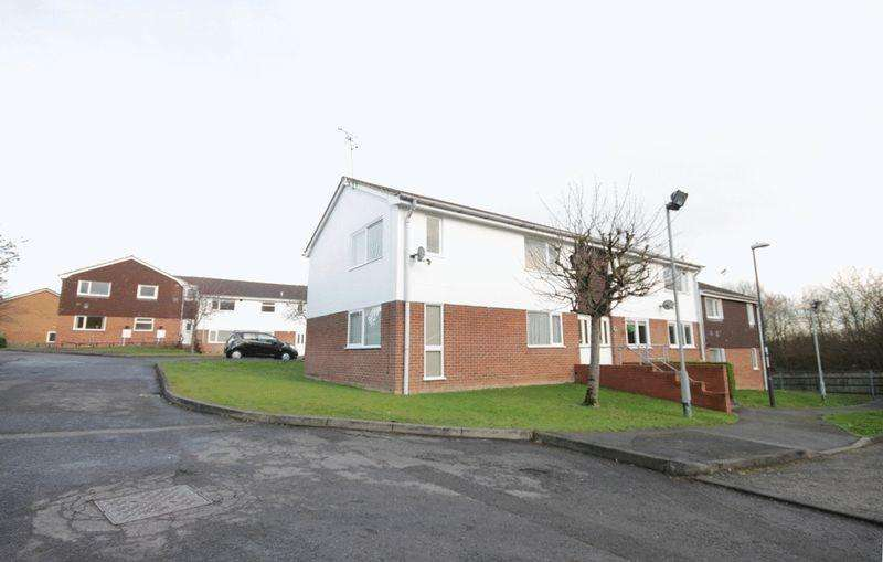 1 Bedroom Apartment Flat for sale in LAMBOURN COURT, LAMBOURN DRIVE, ALLESTREE