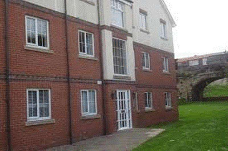 2 Bedrooms Apartment Flat for sale in Jefferson House, Station Avenue YO21 3DL