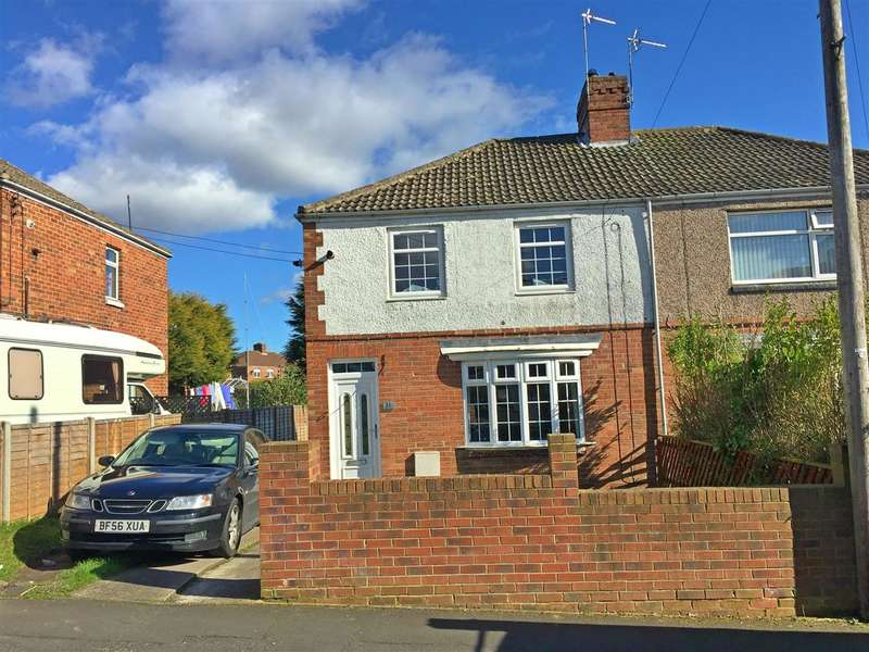 2 Bedrooms Semi Detached House for sale in Lime Road, Ferryhill