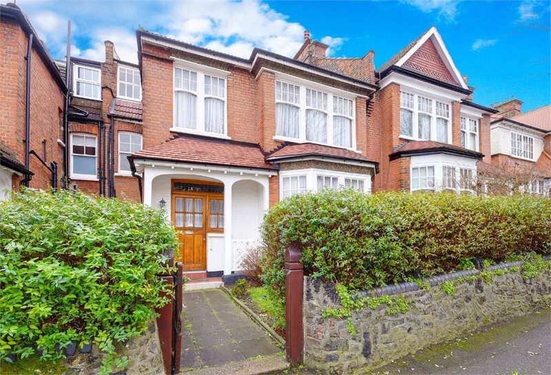 5 Bedrooms Terraced House for sale in Birchwood Avenue, Muswell Hill, London