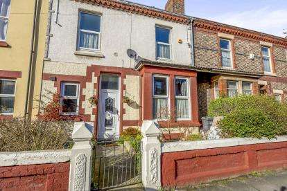 4 Bedrooms Terraced House for sale in Cecil Road, Seaforth, Liverpool, Merseyside, L21