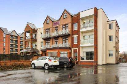 2 Bedrooms Flat for sale in The Annexe, Devere Gardens, 49 South Promenade, Lytham St. Annes, FY8