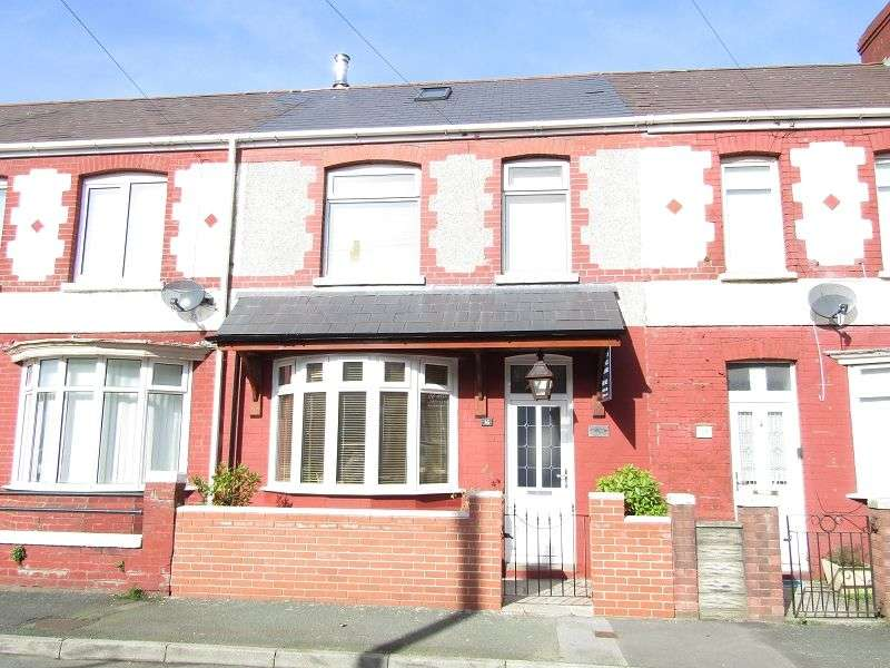 3 Bedrooms Terraced House for sale in Maesgwyn Street, Aberavon, Port Talbot, Neath Port Talbot. SA12 6PF