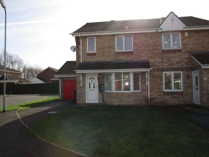3 Bedrooms Semi Detached House for sale in Afandale , Baglan Moors, Port Talbot, Neath Port Talbot. SA12 7BN