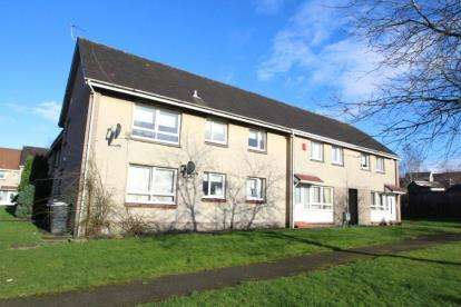 2 Bedrooms Flat for sale in Larch Avenue, Bishopbriggs