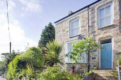 4 Bedrooms End Of Terrace House for sale in St. Agnes, Cornwall