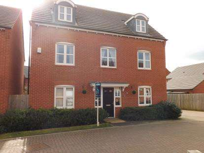 6 Bedrooms Detached House for sale in Horseshoe Close, Ibstock