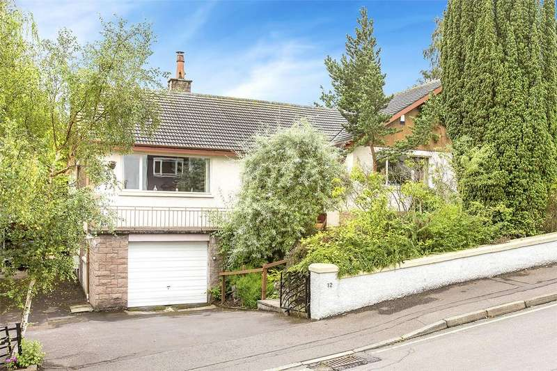 5 Bedrooms Detached House for sale in 12 Hamilton Place, Perth, PH1
