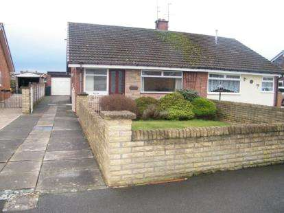 2 Bedrooms Bungalow for sale in Nun House Drive, Winsford, Cheshire
