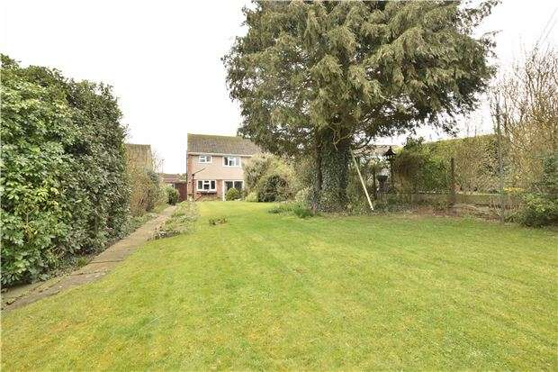 3 Bedrooms Semi Detached House for sale in Ellacombe Road, L/Green, BS30 9BP