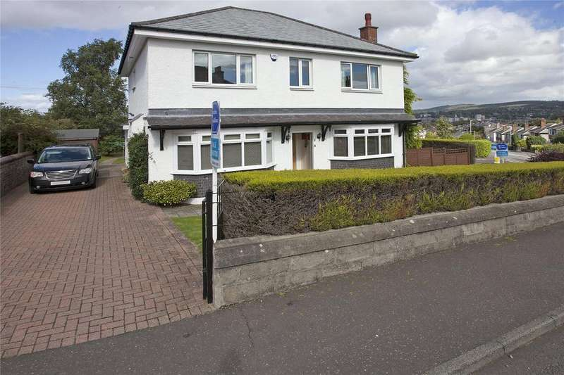 5 Bedrooms Detached House for sale in 5 Murray Crescent, Perth, PH2