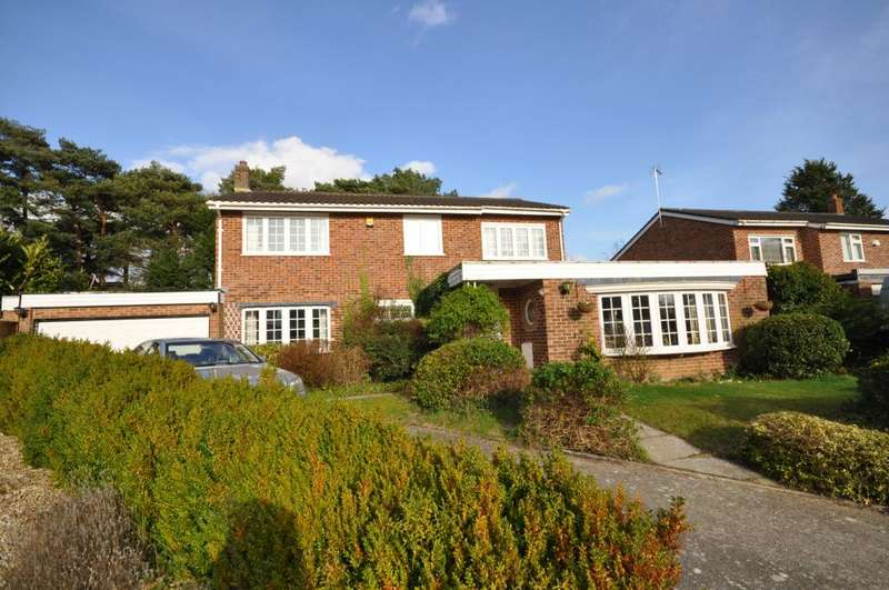 5 Bedrooms Detached House for sale in St Leonards, Ringwood, BH24 2QZ