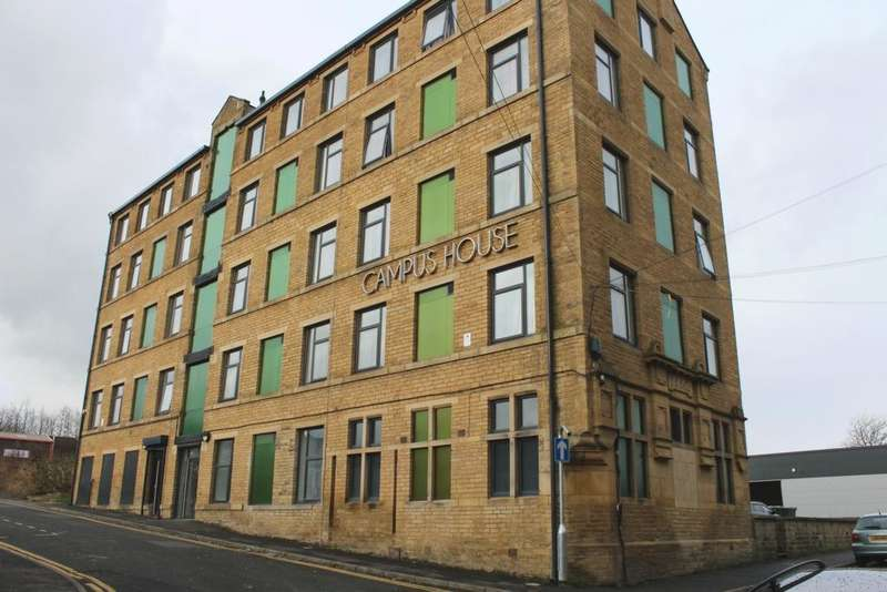 1 Bedroom Studio Flat for sale in Hey Street, Bradford, BD7