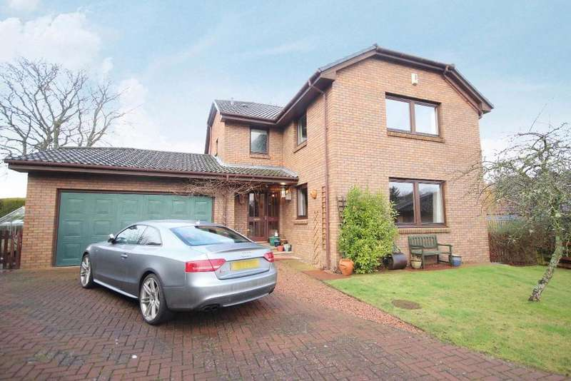 5 Bedrooms Detached House for sale in Woodlands Park, Blairgowrie , Perthshire , PH10 6UW
