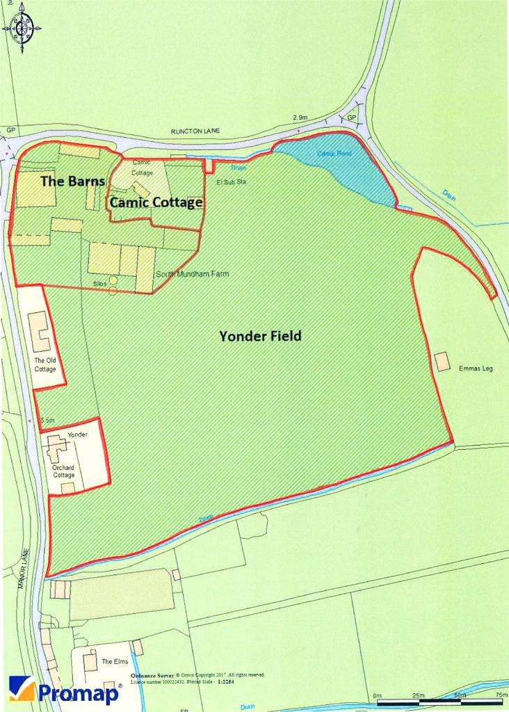 Land Commercial for sale in South Mundham, Chichester, West Sussex, PO20