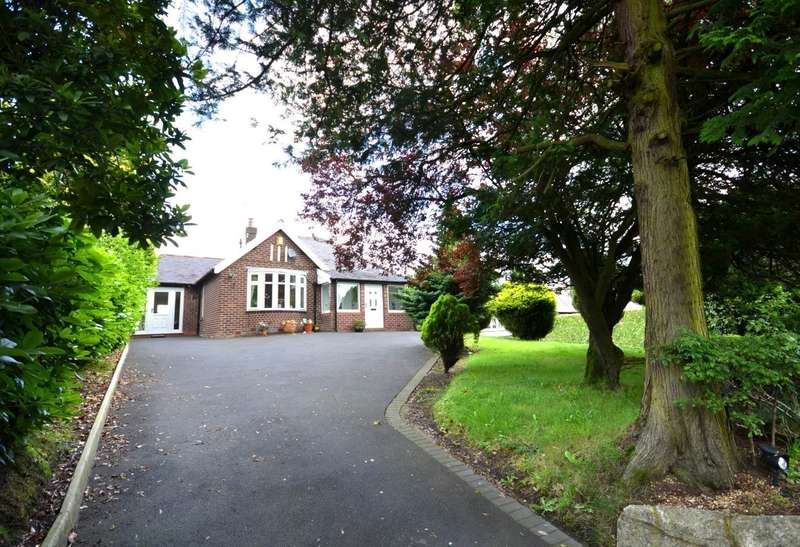 3 Bedrooms Detached Bungalow for sale in Henbury, Macclesfield