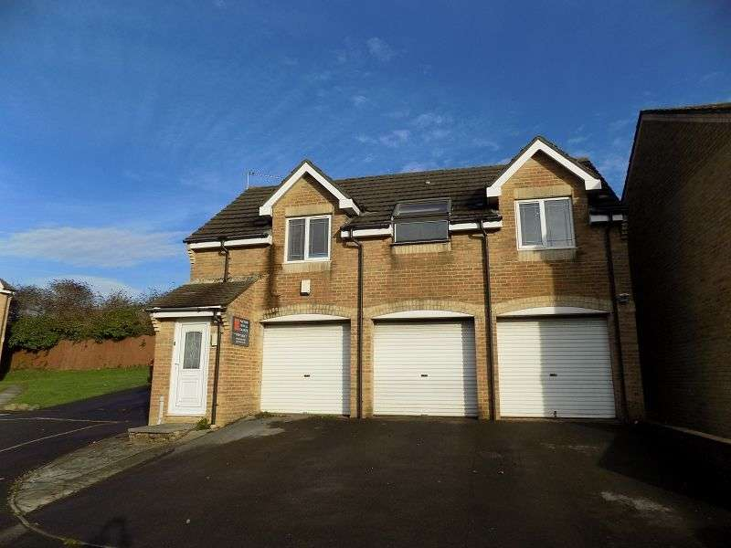 1 Bedroom Apartment Flat for sale in Mackworth Street, Bridgend, CF31 1LP