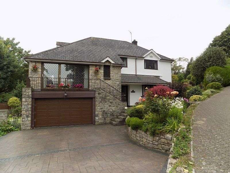 4 Bedrooms Detached House for sale in Coed Parc Court, Bridgend. CF31 4HU