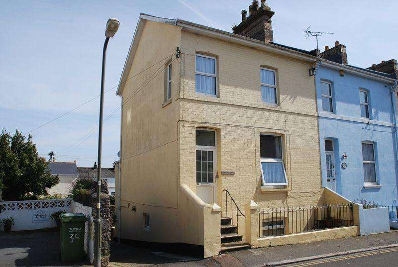 End Of Terrace House for sale in Portland Road, Torquay