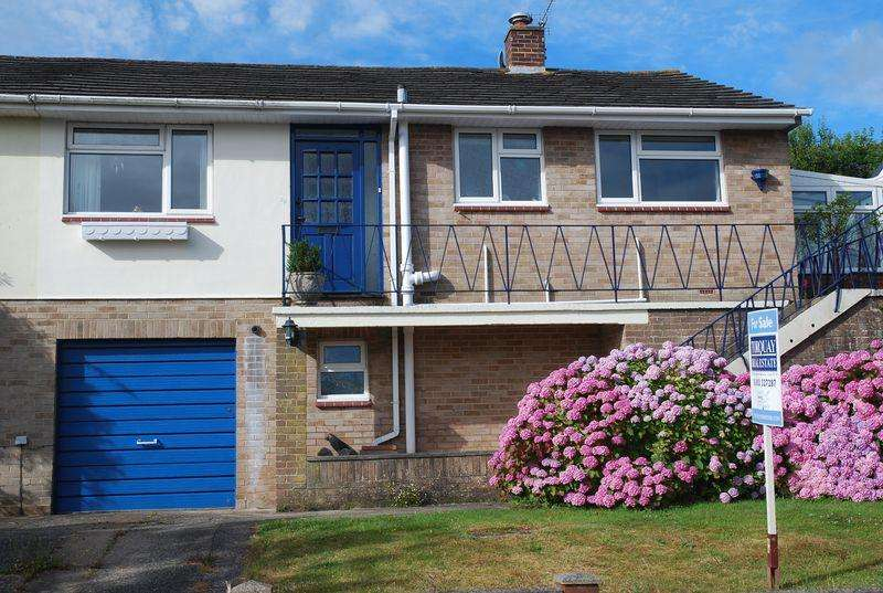 2 Bedrooms Semi Detached Bungalow for sale in Perinville Road, TORQUAY