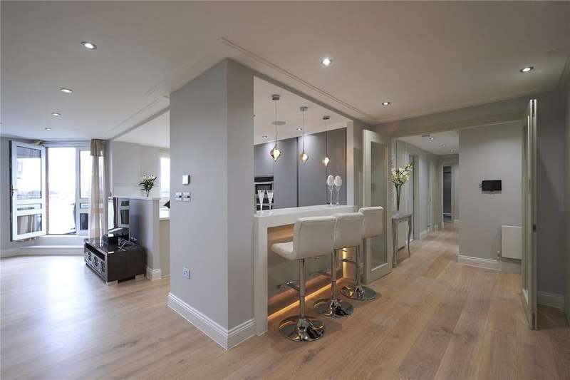 3 Bedrooms Flat for sale in Templar Court, 43 St. Johns Wood Road, London, NW8