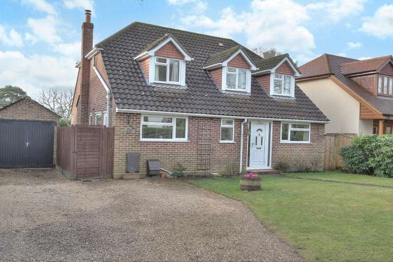 4 Bedrooms Chalet House for sale in Western Road, Hiltingbury, Chandlers ford