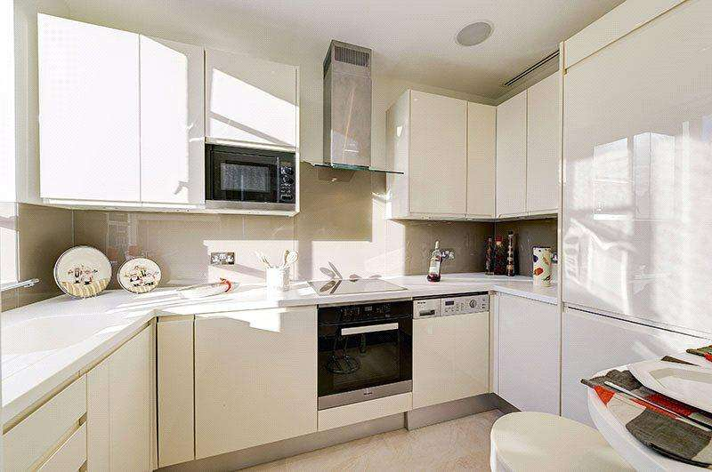 2 Bedrooms Flat for sale in Eaton Square, Belgravia, London, SW1W