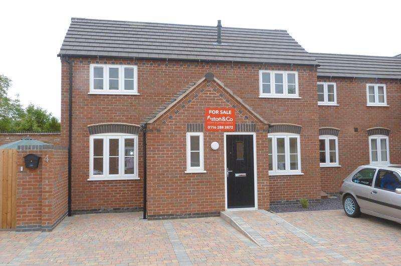 2 Bedrooms Terraced House for sale in Sharnford Mews, Sharnford