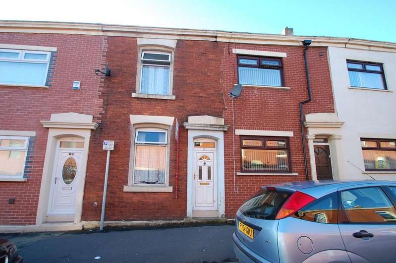 2 Bedrooms Terraced House for sale in Oswald Street, Whalley Range, Blackburn