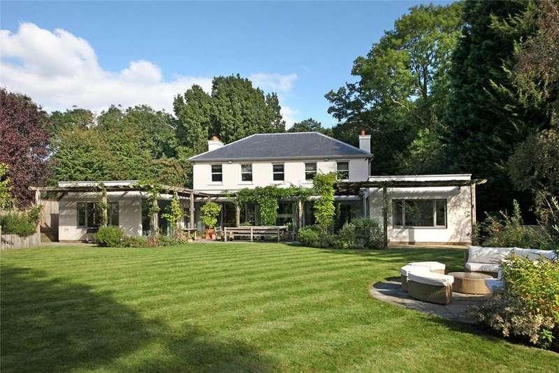 7 Bedrooms Detached House for sale in Little Gaddesden, Berkhamsted, Hertfordshire, HP4