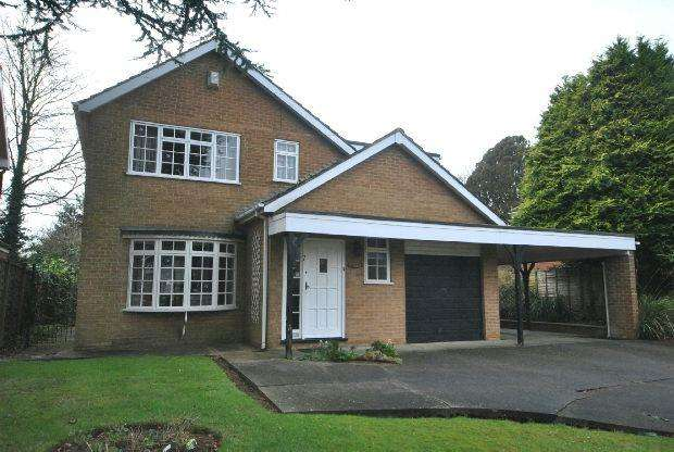 3 Bedrooms Detached House for sale in Woodrow Park, GRIMSBY