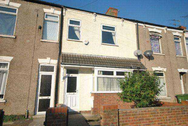 3 Bedrooms Terraced House for sale in Heneage Road, GRIMSBY