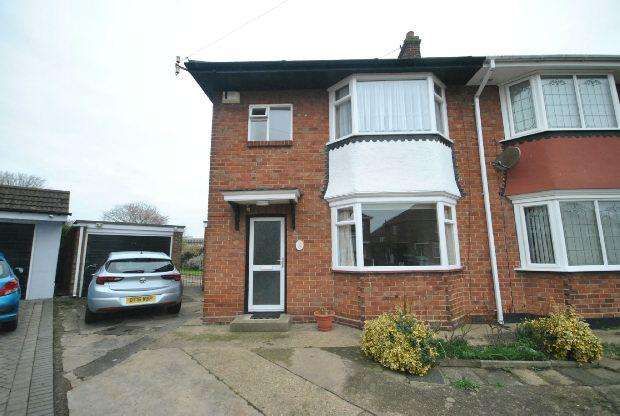 3 Bedrooms Semi Detached House for sale in Rudham Avenue, GRIMSBY