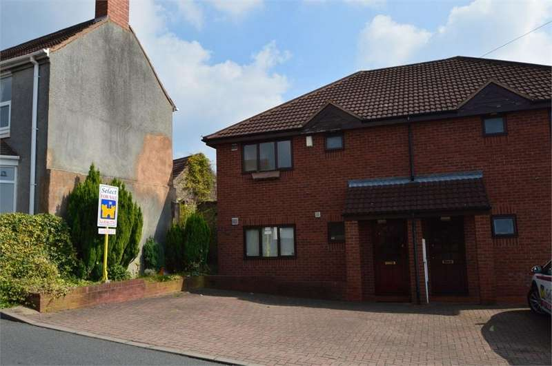 1 Bedroom Flat for sale in Hill Street, Upper Gornal, Dudley, West Midlands