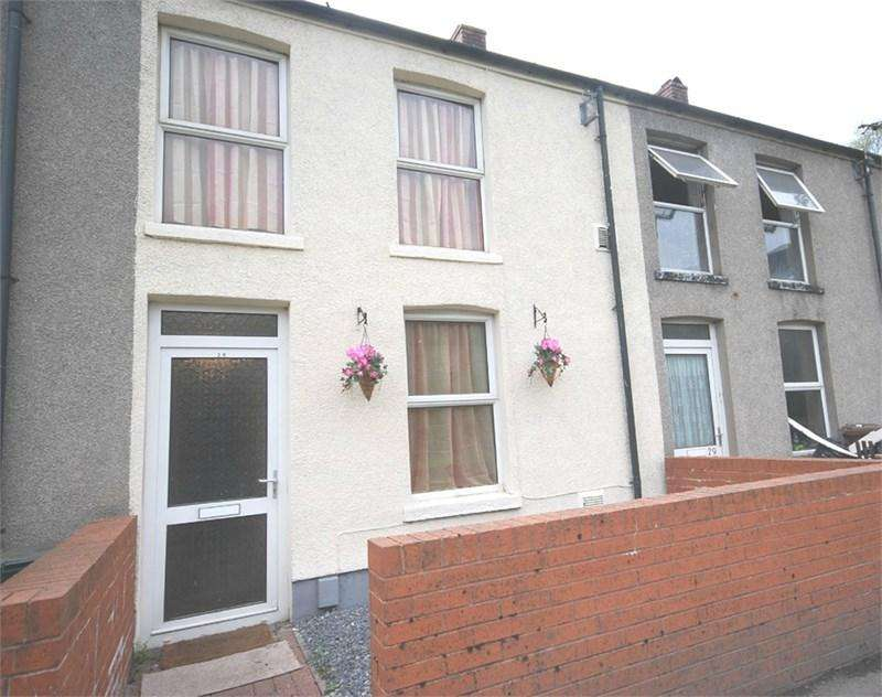 2 Bedrooms Terraced House for sale in 28 Canal Side, Aberdulais, Neath