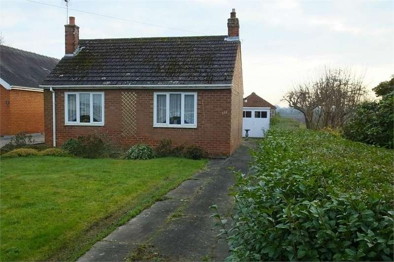 2 Bedrooms Detached Bungalow for sale in Tytton Lane East, Wyberton, Boston, Lincolnshire